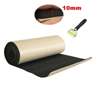 1x1M Sound Deadener Pad Car Heat Shield Insulation Noise Reduce Accessories