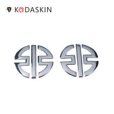 KODASKIN Emblems Stickers 3D Reflective for KAWASAKI NINJA H2 H2R