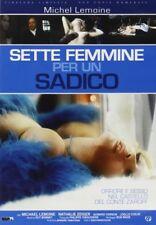 Sette Femmine per un Sadico (edizione limitata e Numerata) DVD Mosaico Media