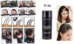Toppik Hair Loss Thinning Fibers Keratin Powder Spray Concealer 27.5g All Colors