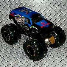 KRAKEN CUSTOM BUILT SPIN MASTER MONSTER JAM TRUCK 1/64