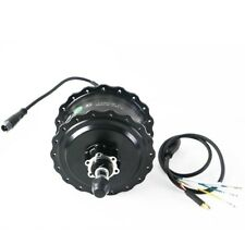 Electric Fat Bike Motor Rear Brushless Gear Hub 48V 750W RM Snow Tire Bicycle