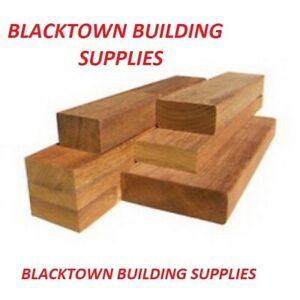 Merbau Beam - 290 x 65 GL17 Hardwood Timber F27 - Blacktown Building Supplies