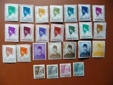Indonesia President Sukarno 1964,65,66 (+5 1951+4 '51) MH.