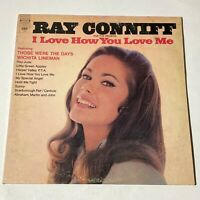 Ray Conniff – I Love How You Love Me: Columbia 1969 Vinyl LP (Pop)