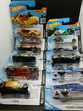 HOT WHEELS-2019 ROD SQUAD Series 11 CAR LOT. NEW IN PACKAGES. #9 Paint Variation
