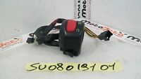 Comando Blocchetto destro Start control switch right Suzuki Burgman 200 06 09