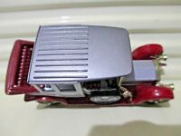 Lesney Matchbox Models of Yesteryear Y7C ROLLS ROYCE Variations GREY RIBBED ROOF
