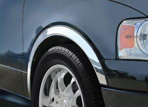 ROVER 75 Limousine und Tourer Radlauf Zierleisten Vorne Hinten 4 Stück CHROM