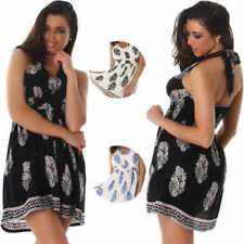 Ärmellose Damenkleider Retro-den Sommer