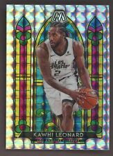 2019-20 Panini Mosaic Stained Glass Kawhi Leonard Los Angeles Clippers