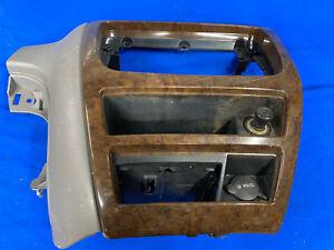 2000-2003 Ford Taurus Mercury Sable Dash board Radio Climate Control Trim Bezel