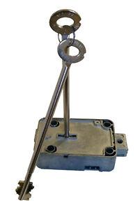 Tresorschloss Kaba Mauer 70079 Praetor B mit 2 Schlüsseln: 175mm