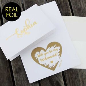 Custom-Scratch Off Card. Will you be my bridesmaid, I can't say I do without you