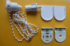 32mm TUBE ROLLER BLIND SPARE PARTS BRACKETS & CONTROLS WITH CHAIN COVERS ETC