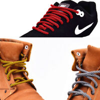 ROPE SHOELACES RUNNING JOGGING HIKING SAFTEY REFLECTIVE SHOE LACES BOOT LACE
