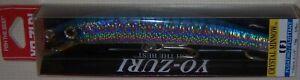 """Yo-Zuri Crystal Minnow, 5-1/4"""", 130 mm, BLUE MACKEREL, F1004-C24, FLOATING LURE"""