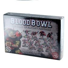 Blood Bowl 12 Mann Team The Gouged Eye Ork Orc (200-15) #338