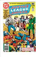JUSTICE LEAGUE of AMERICA DC Comics VF