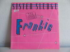 SISTER SLEDGE Frankie 789547 7