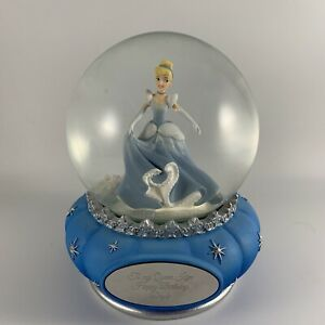 Disney Showcase Collection Cinderella Snow Globe - Things Remembered 348855