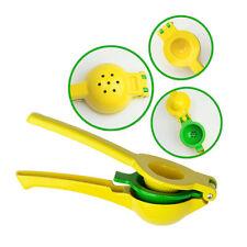 Lemon Lime Squeezer Hand Held Citrus Juicer