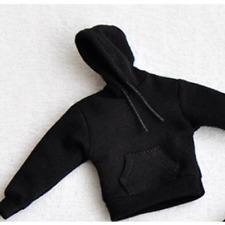 SP-TKS-BK 1//12 Black Zipper Hoodie /& sweat pants for WWE NECA body No Figure