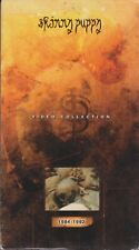 SKINNY PUPPY VIDEO COLLECTION VHS NTSC MUSIC VIDEO COLLECTION 1984-1992