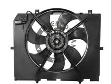 Engine Cooling Fan Assembly Performance Radiator fits 1999 Mercedes E320 3.2L-V6