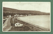 C1930'S PC VIEW OF CAIRNRYAN - LOCAL PUBLISHER
