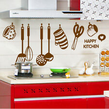 New 1Set Art Kitchen Home Décor Wall Stickers Removable Vinyl Mural Decals Hot
