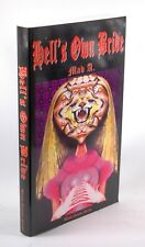 Hell's Own Bride - Mad A. Blood Groove Press Paperback Book