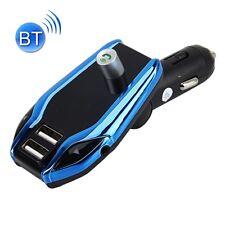 Wireless Bluetooth Car MP3 Music Player Transmisor FM Cargador de coche USB dual