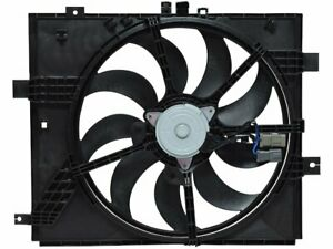 For 2012-2019 Nissan Versa Auxiliary Fan Assembly 42393DG 2013 2014 2015 2016