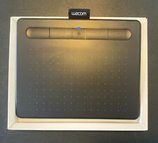 Wacom Intuos Small Graphic Tablet - Black (CTL-4100WL) Bluetooth Great Condition