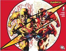 FLASHPOINT #1 SDCC 2011 Wrap Rare Variant Flash Movie 1st Thomas Wayne BATMAN!