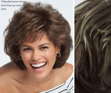 Imperfect Raquel Welch Salsa Wig - Synthetic Basic Cap - Color R11S