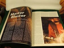 """THE JT COOKE  ARTICLE A MUST READ """"""""PIPES AND TOBACCO  2009 PIPE MAKER JAN ZEMAN"""
