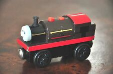 THOMAS Tank Train Set Wooden Railway Engine - *RARE* BERTRAM - Excellent