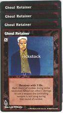 Ghoul Retainer x4 VTES Jyhad Lot B