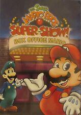 Super Mario Bros. Super Show! - Box Office Mario (DVD, 2009)