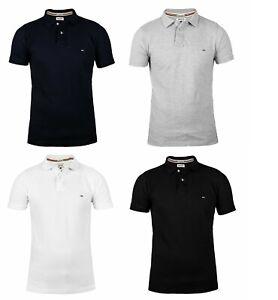 Tommy Hilfiger Tommy Jeans Original  Polo Shirt Herren Polohemd S-XXL
