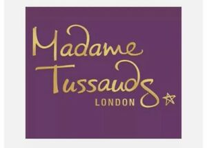 2 x Madame Tussauds LondonTickets Any Dates 2021 Great Offer! Limited Time