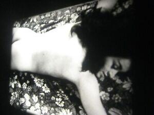 1950s Vintage 16mm film .. model ,  ....   # 520