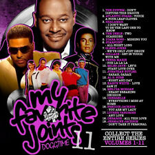 My Favorite Joints Vol 11 Old School Mix Edition Mixtape CD