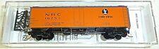 Illinois Central NRC 40 Acciaio Ice Micro Treno 059 00 546 N 1:160 HS3 å
