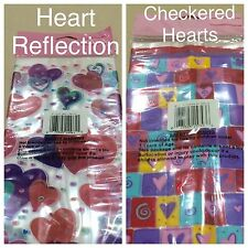 Cello Bags Heart Design Clear 20 count - Brand New - Excellent Quality - 2 Types