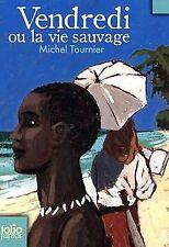 Vendredi ou la vie sauvage de Tournier,Michel | Livre | état acceptable