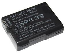 1500mAh, 7.4V High Capacity EN-EL14a Battery For Nikon D3400 D5600 AU Local Ship