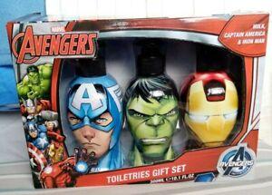 Marvel Avengers Toiletries Set.